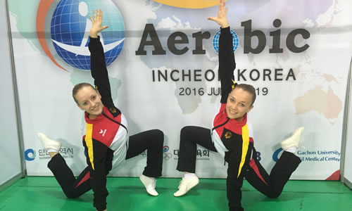 Kira & Amelie in Incheon